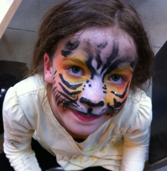Caitlyn the tiger