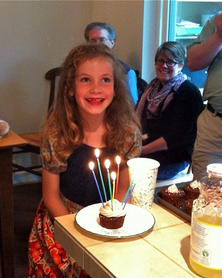 Caitlyn is 7