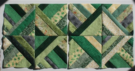October blocks for Sew.Quilt.Give.