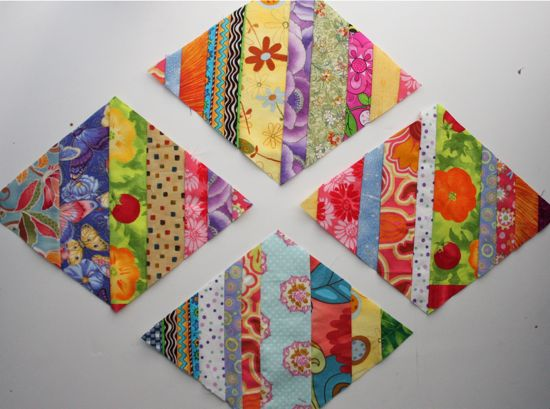 Sew.Quilt.Give. blocks for November