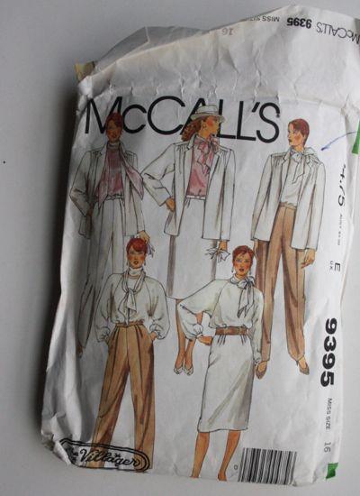 McCall's 9395