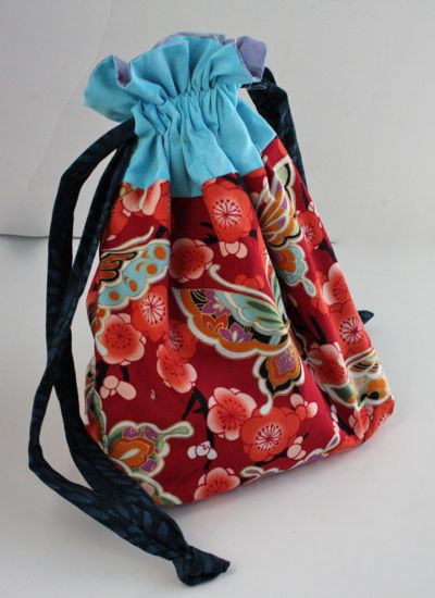 sewing tools bag