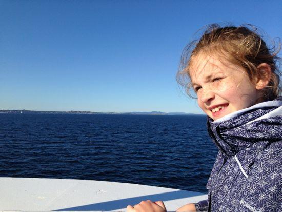 Caitlyn sights Canada