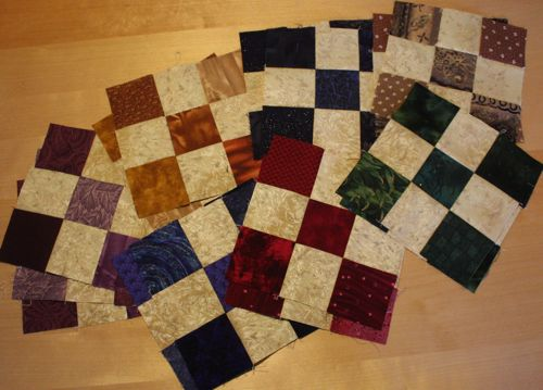 9 patch squares