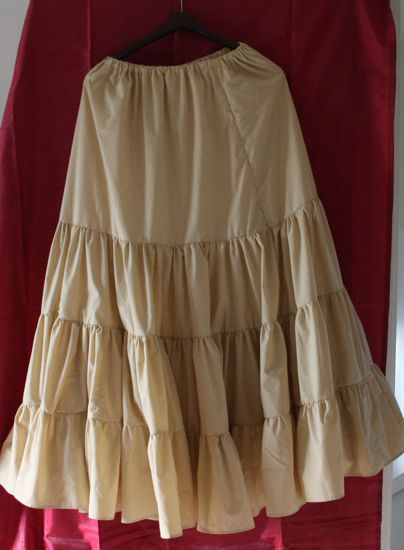 my first petticoat