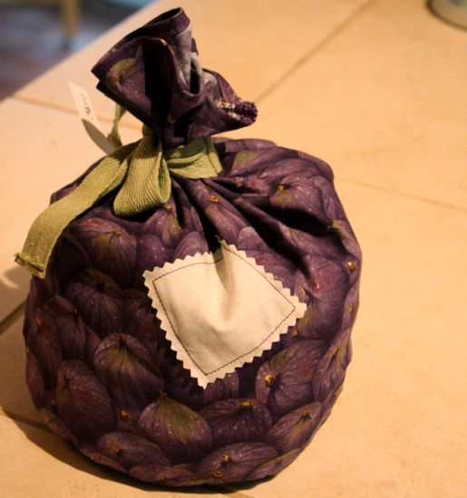 reusable dry goods bag