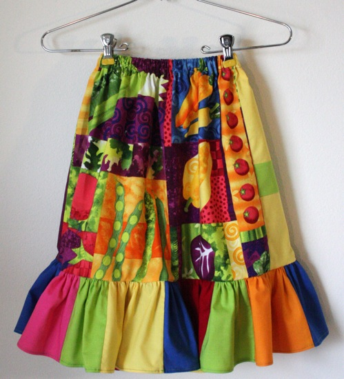 salad bowl skirt
