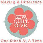 Sew. Quilt. Give. Quilting Bee